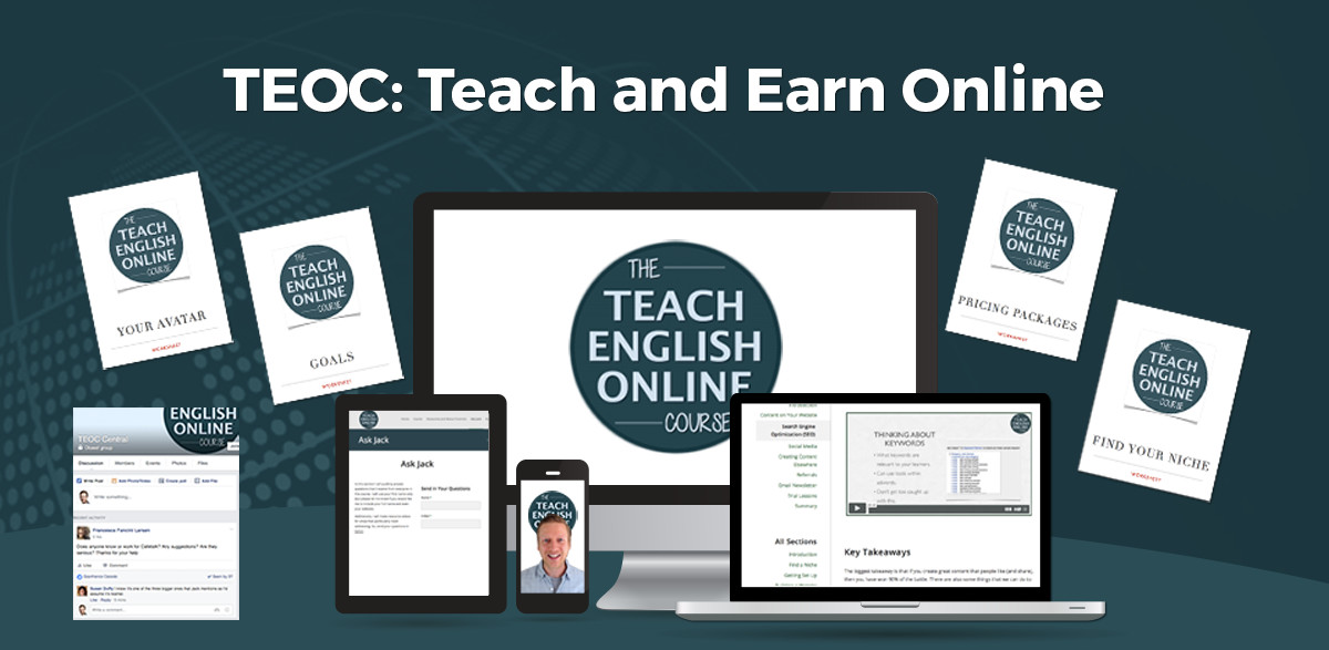 Teach English Online Course