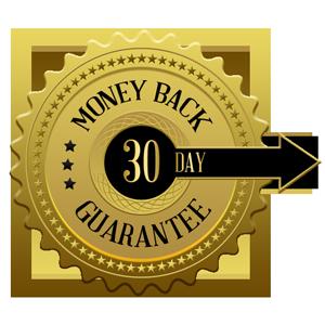 30-Day Money Back Guarantee